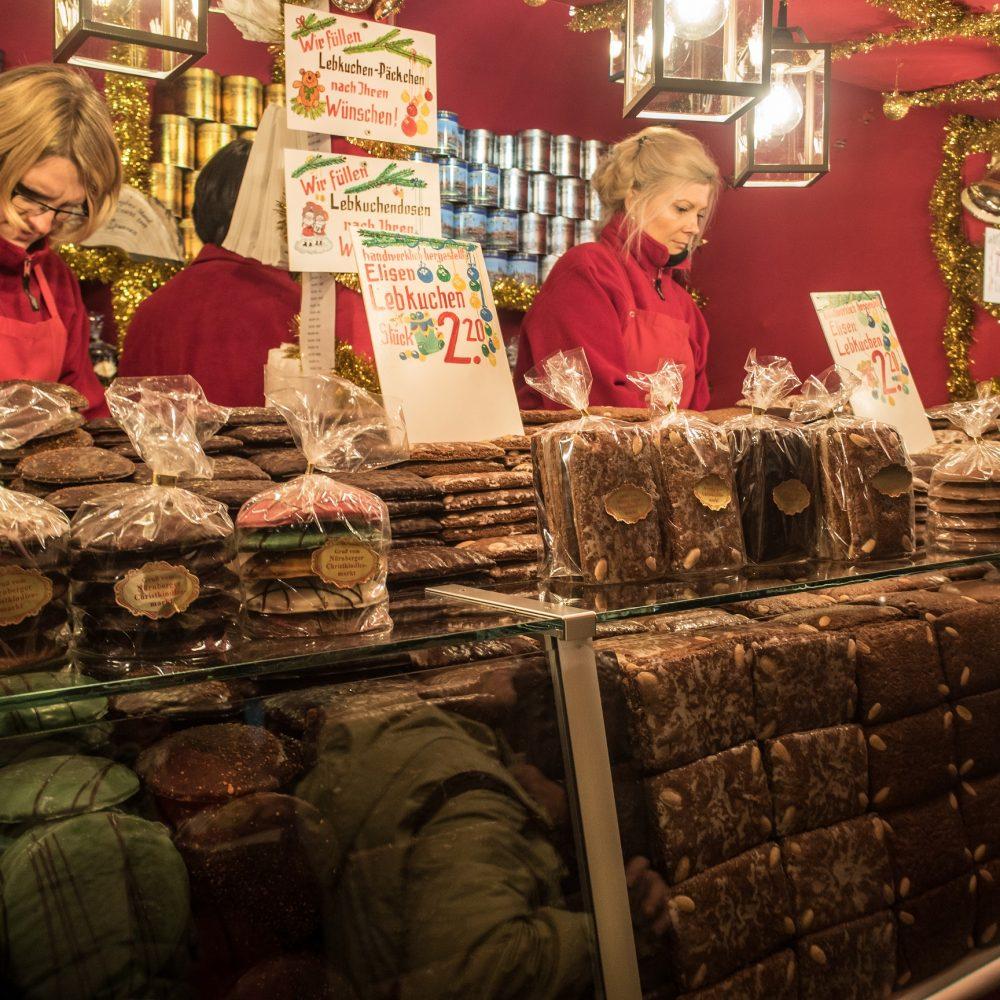 Nuremberg Lebkuchen