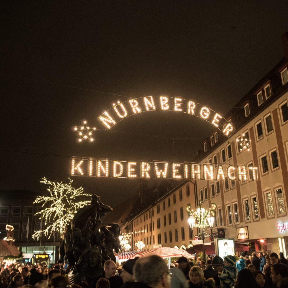 Nuremberg Kinderweihnacht