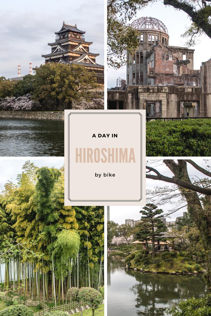 Hiroshima in a day