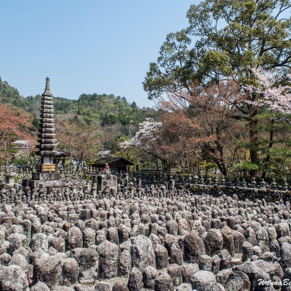 Adashino-Nembutsu-Ji Temple