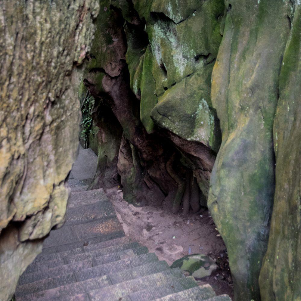 Huangshi trail