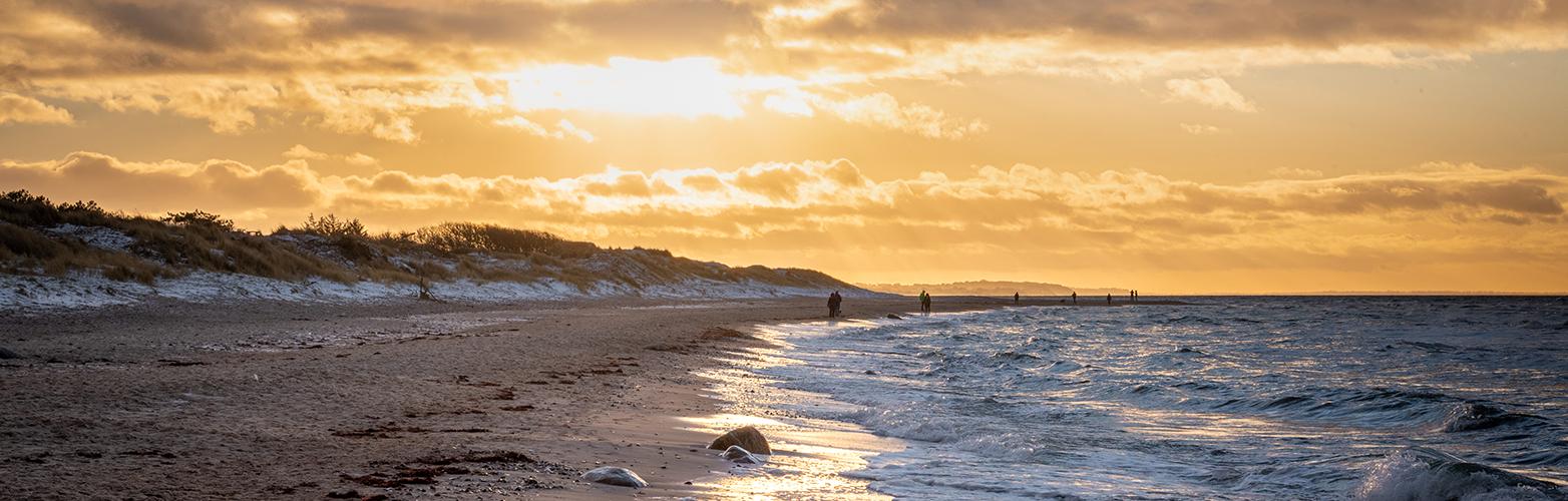 Tisvildeleje Beach